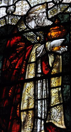 Winchcombe Stained Glass -257