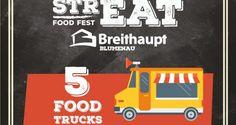 Loja Breithaupt, em Blumenau, recebe StrEAT Food Fest | Portal Timbó Net