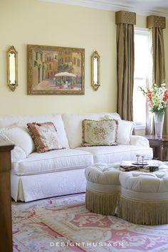 Living room sconces 07 | Designthusiasm.com