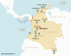 Colombia Atlas Maps and Online Resources Infopleasecom
