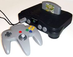 Nintendo 64 - probably would have done better in college if we didn't have one of these!