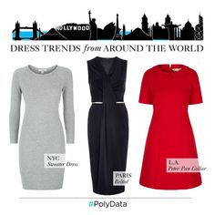 """""""PolyData: Popular Dress Trends From Around the World"""" by polyvore ❤ liked on Polyvore featuring James Perse, River Island, Yumi and polydata"""
