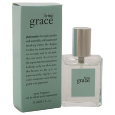 Living Grace by Philosophy for Women - 0.5 oz EDT Spray (Mini)