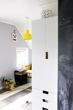 Uusi vaatekaappi / Stuva / lastenhuone - Pics, dots and stripes | Divaaniblogit