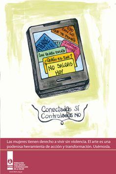 Serie 2015 - Conectad@s si, controlad@s no.