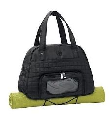 Everything Fits Yoga Gym Bag, i like that this has everything but not crazy about the style…or the mesh compartment. @Cara K Fitzpatrick