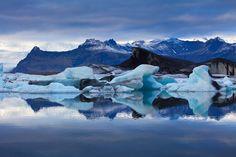 Vatnajökull Glacier | Summer travelling around Europe  http://www.mydesignweek.eu/summer-travelling-around-europe/#.U-C2ffldVps
