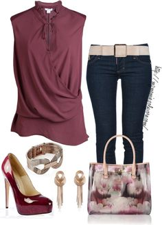 """""""Untitled #529"""" by mzmamie on Polyvore"""