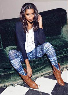 February catalogue Catalog, Leggings, February, Style, Fashion, Moda, Fashion Styles, Brochures, Long Johns