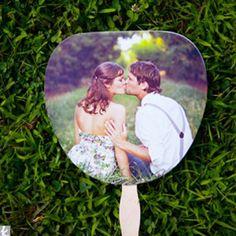 10 Vintage Inspired Wedding DIY Ideas 10 Vintage Inspired Wedding DIY Ideas- Photo Fans – The Knot
