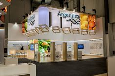 xodio: laboratorio de diseño (Fruit Logística (versión final): Propuesta...)#stands #exhibition #design