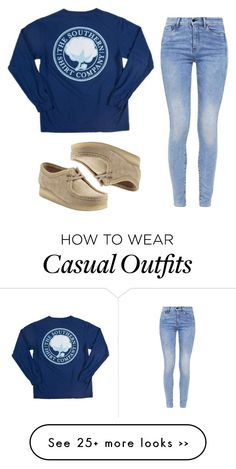 """CASUAL"" by nithefiasco on Polyvore featuring G-Star and Clarks"