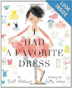I Had a Favorite Dress: Boni Ashburn, Julia Denos