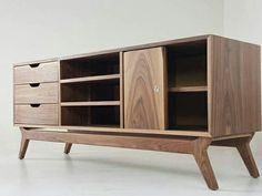Basement Furniture, Tv Furniture, Classic Furniture, Living Room Furniture, Modern Furniture, Furniture Design, Tv Console Modern, Modern Tv, Danish Modern