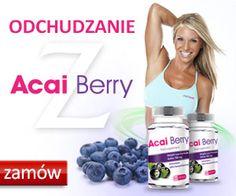 Acai Berries to nowoczesny suplement diety, który dzięki naturalnej formule przyśpiesza metabolizm i zwiększa spalanie kalorii Acai Berry, Berries, Bury, Blackberry, Strawberries