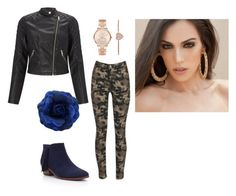 """""""Untitled #14414"""" by jayda365 ❤ liked on Polyvore featuring Lipsy, Sam Edelman and Michael Kors"""