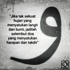 26 Best Kata Hujan Images Quotes Quotes Rindu Cinta Quotes