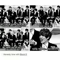 Block B || the honesty is real ↠「ᴘɪɴᴛᴇʀᴇsᴛ: @rosinq」