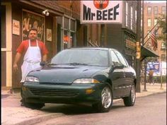 """This """"Genuine Chicago"""" campaign's series built upon the """"Genuine Chevrolet"""" campaign that was airing nationally at the time. Comparing each Chevy model's fea. Chevy Models, Chevrolet, Beef, Marketing, Meat, Steaks, Steak"""