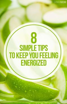 Put down the coffee and try out some of these awesome tips to keep you feeling energized and ready for the day!