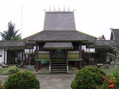Rumah Banjar (Rumah Adat Kalimantan Selatan)