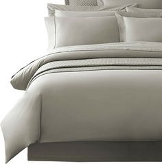 Delano Organic Luxury Shams traditional bed pillows and pillowcases