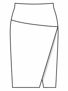 Couture, Fashion Sketches, Pattern Design, Sewing Patterns, Rock, Womens Fashion, Skirts, Fashion Design, Clothes