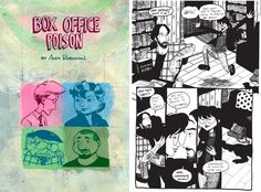 Box Office Poison , by Alex Robinson