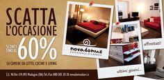 """""""Scatta l'occasione"""" Nova Domus - Advertising Agency: Raffaello D'Accolti"""