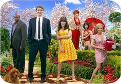 "would anyone suggest watching the show, ""Pushing Daisies""?"