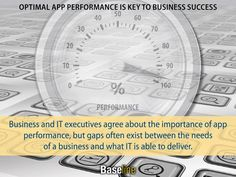 Optimal App Performance Is Key to Business Success