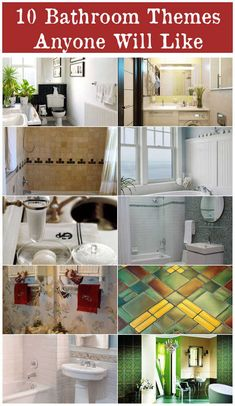 10 bathroom themes which can be preferred by a great deal of individuals vary from the following: |  Bathroom Themes Ideas  | Rustic Bathroom Themes | Bathroom Decorating Ideas On A Budget | Bathroom Vanity Decor Ideas. 10 bathroom themes that are popular with many people consist of the following: -- You could get more information by clicking on the picture. #luxuryinteriors