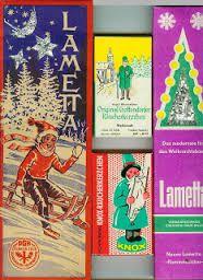 Bildergebnis für Lametta aus der DDR
