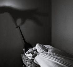 Los Impresionantes Autorretratos Surrealistas de Noell S. Oszvald | FuriaMag | Arts Magazine