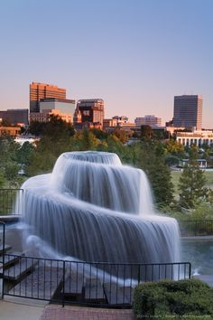 Visit the Finlay Park Fountain in Columbia, SC on your way to the Liberty National Agency! #ColumbiaLNL