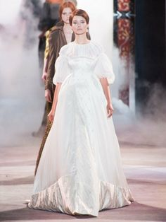 Robe de mariée Ulyana Sergeenko F/W 2013/2014