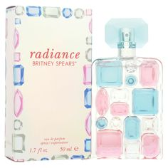 Womens Britney Spears Radiance EDP Spray ($14) ❤ liked on Polyvore featuring beauty products, fragrance, blue, women's fragrance, edp perfume, spray perfume, britney spears fragrance, britney spears and eau de parfum perfume