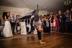 Breakdancing Wedding. Hiphop. Alternative Wedding. CJGriffiths Photography
