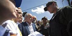 Capriles pide a OEA observación electoral en Venezuela