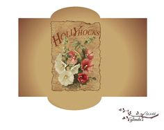 Antique Seed Packet Templates