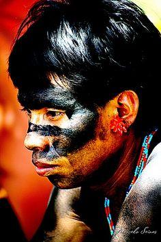 Indio Yanomami - Hutukara by Marcelo Seixas, via Flickr