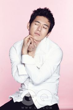 Go Soo - GQ Magazine January Issue '13 Go Soo, My Fair Lady, The Allure, Gq Magazine, Flower Boys, Older Men, Man In Love, Korean Actors, Korean Drama