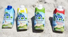 Win A Vita Coco Coconut Water Yoga Hamper