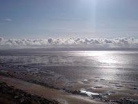 Caldy Beach, Wirral, England