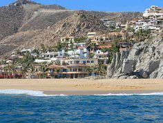 Villa Marcella - amazing beachfront vacation villa rental in Cabo San Lucas #Mexico #travel