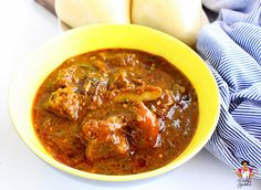 Dobbys Signature: Nigerian food blog | Nigerian food recipes | African food blog: Draw Soup recipe (Ogbono & Okra Combo)