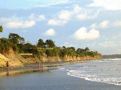 Colombia - Playas de Ladrilleros Buenaventura Valle del Cauca.