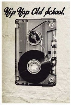 Hip-hop Old School. Hip-Hop is forever. House Music, Music Is Life, Music Music, Vinyl Music, Dubstep, Technique Photo, Such Und Find, Retro, Hip Hop Art