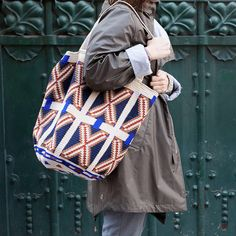 The tote MARSELLE, the top of our winter closet. #bag #tote