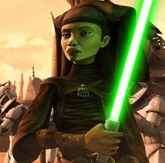 Jedi master luminara blowjob